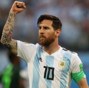 Argentiina-Kolumbia: Messi ja kumppanit heti kovaan testiin