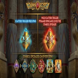 Play ´n GO: Dawn of Egypt