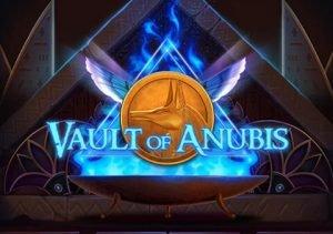 Vault of Anubis slotti julkaistu + muita uutisia