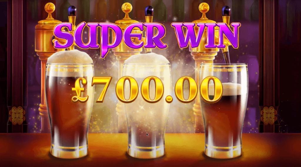 Rainbow Jackpots Powerlines Big Win