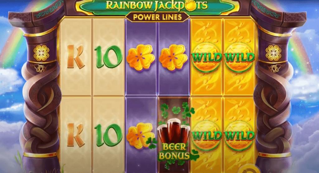Powerlines slot game