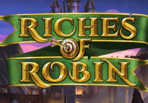 Riches of Robin slotti on täällä + muita uutisia