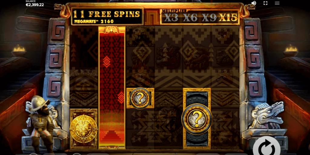 Gonzos Quest Megaways Free Spins