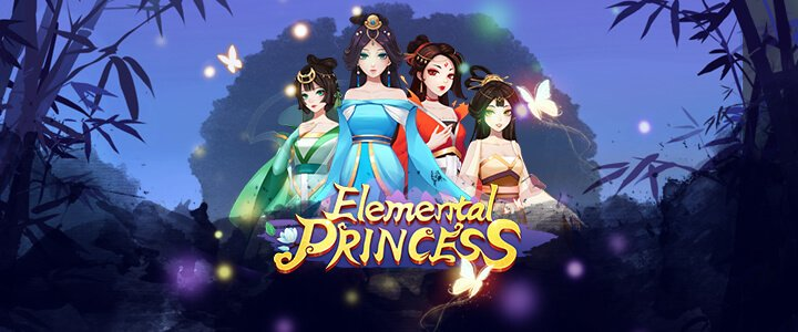 Elemented Princess Slotti