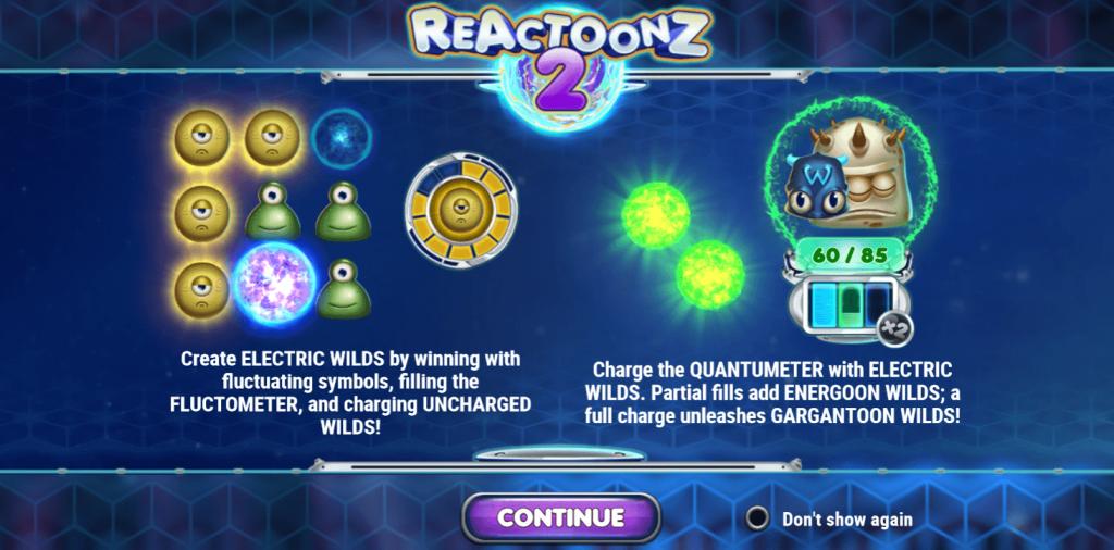Näin Reactoonz 2 Slotissa Voi Voittaa