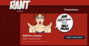 Esittelyssä Rantin tarjoukset