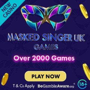 The Masked Singer UK Casino