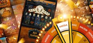 LeoJackpotista voit voittaa yli 5 miljoonaa euroa!